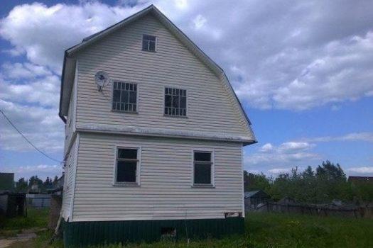 Дом 120 м² на участке 16 сот.
